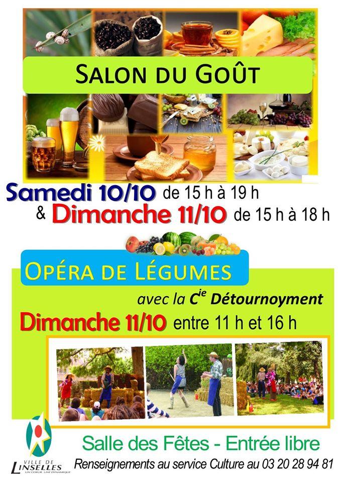 L'Atelier des Brasseurs participe au Salon du Gout à Linselles