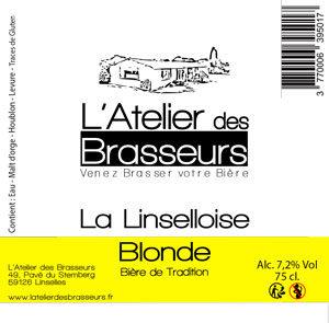 La Blonde de l'Atelier des Brasseurs